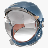NASA Helmet Bentley