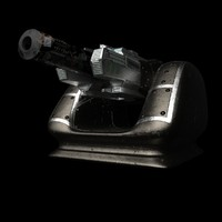 accelerator cannon 3d 3ds