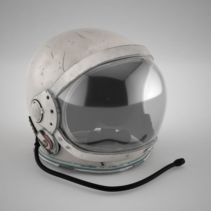 Real space helmet