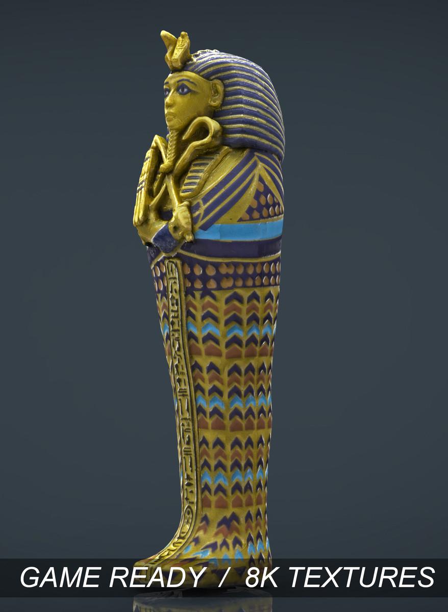 king tutankhamun sarcophagus max