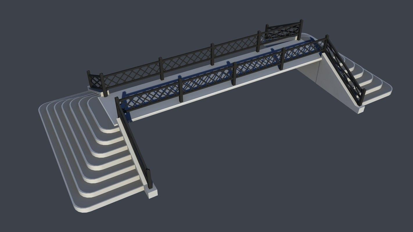 bridge venice fbx