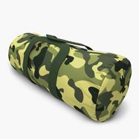 3d military bag