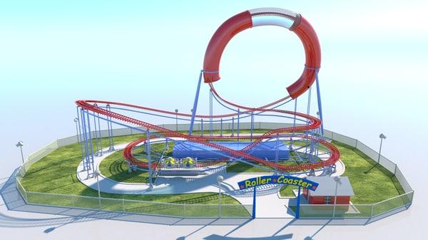 roller coaster max