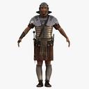 roman soldier 3D models