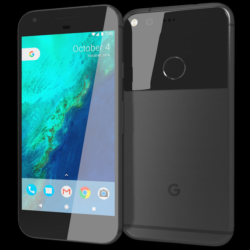 3d realistic google pixel quite