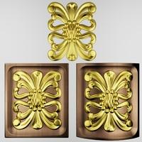 Ornamental Decor for CNC _002