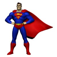 obj superman super