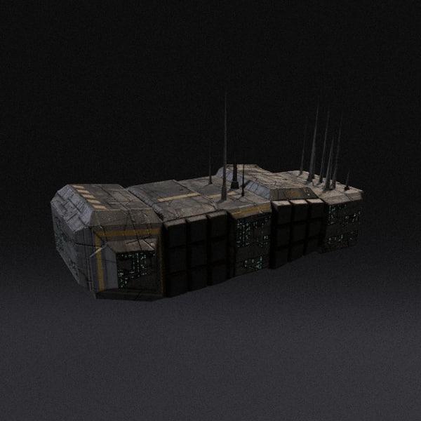 spaceship pbr x