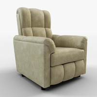 minnie microfiber recliner max