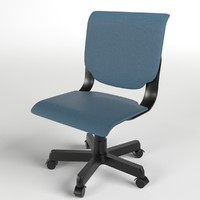 3d office chair 2