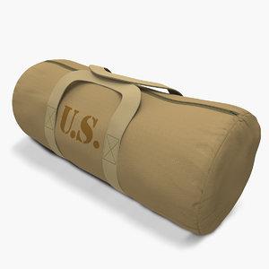 military luggage v3 obj