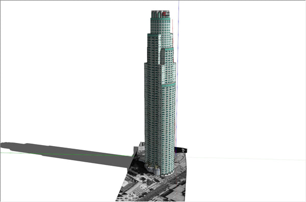 3d tower bank