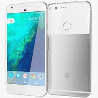 3d realistic google pixel xl