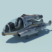 Flying Vehicle concept