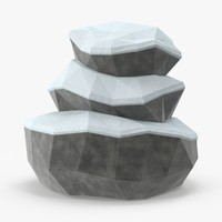 boulder snow 3d max