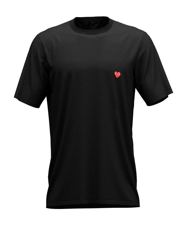 t-shirt 3d obj