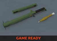 max rpg-18 grenade launcher