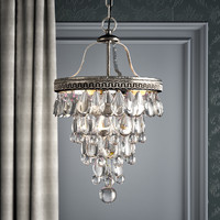 chandelier glass 25 3d model