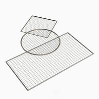 3d max bbq grill wire mesh