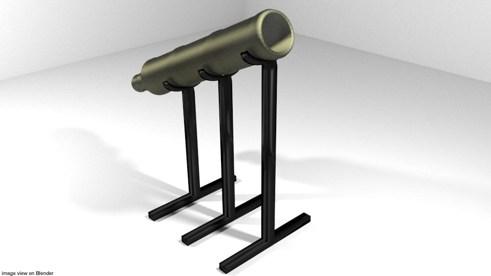 3d cannon ming