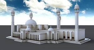 masjid islamic 3ds