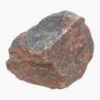 stone scan 3d obj