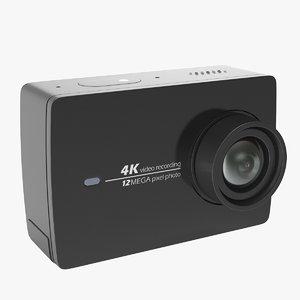 3d xiaomi camera