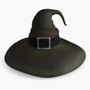 Witch Hat 3D models