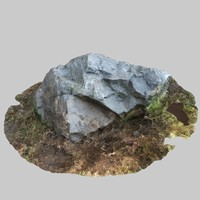 photoreal rock max