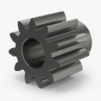 spur gear 01 max