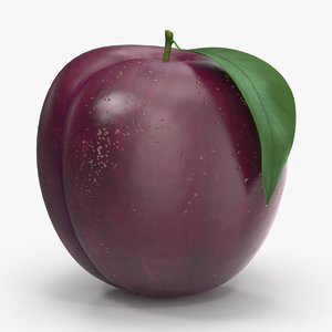 plum darker skin leaf max