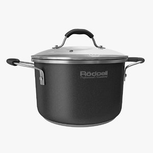 stockpot stock pot 3d max
