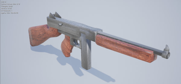 thompson smg 3ds