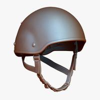 zbrush ac900 kevlar helmet 3d 3ds