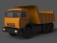kamaz truck tipper max
