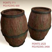 barrels 3ds