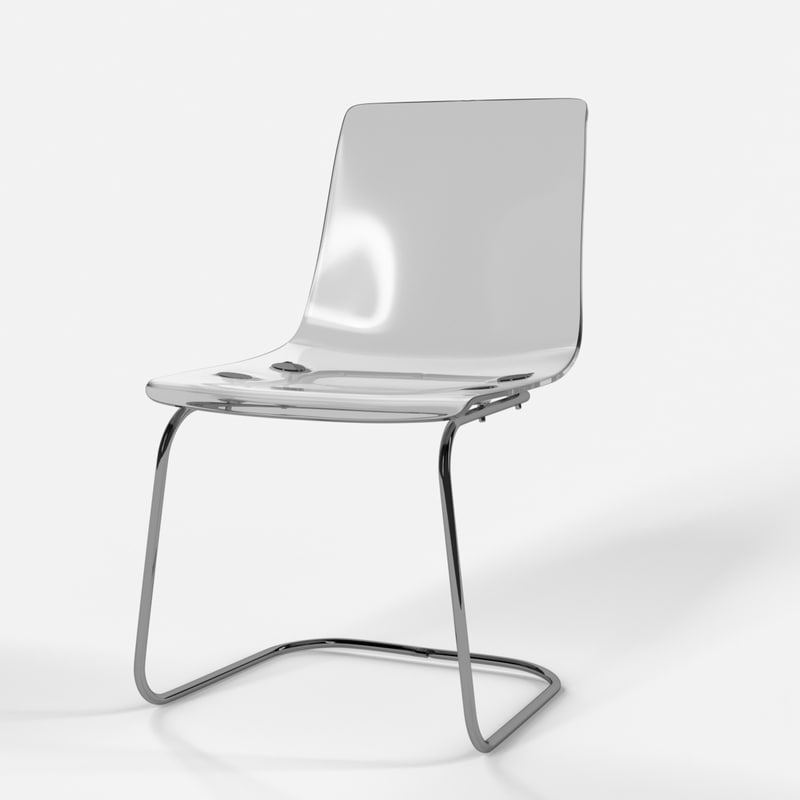 furniture tobias chair 3d model