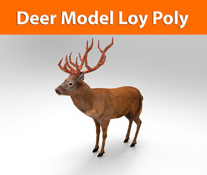 deer ready obj