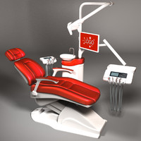 3ds dental chair
