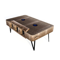 3d model cassette shaped table