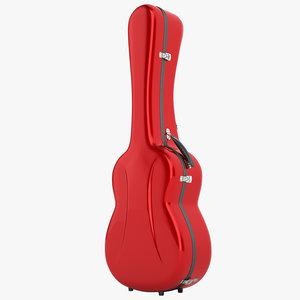 visesnut guitar case max