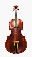 violin obj