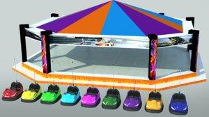 bumper cars max