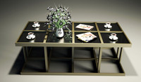 coffe table km 3d model