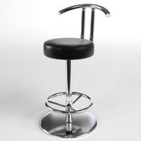 3d bar stool 1