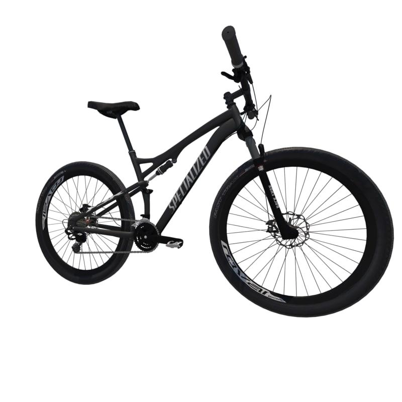3d bike - renderings corona