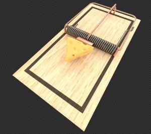 obj mouse trap vol 1