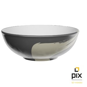 photorealistic bowl 3d model