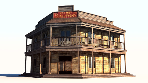 wild west saloon max