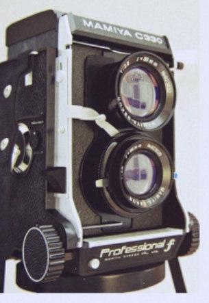 cameras mamiya c330 max